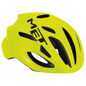 MET Rivale Cykelhjelm, safety yellow